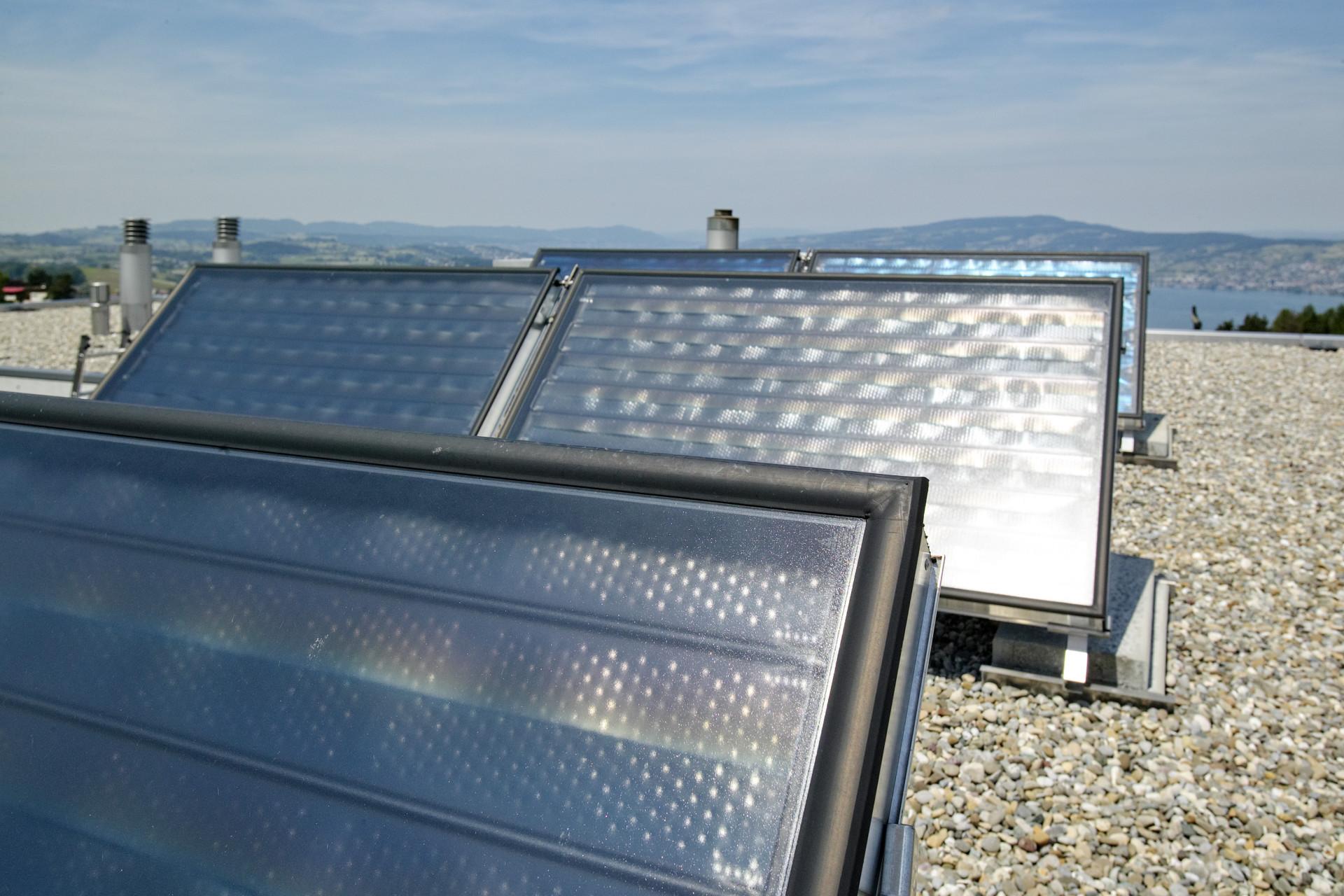solar abegg haustechnik ag b ch sz. Black Bedroom Furniture Sets. Home Design Ideas